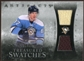 2010/11 Upper Deck Artifacts Treasured Swatches Silver #TSSC Sidney Crosby /50