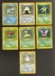 Pokemon Jungle 1st Edition Complete Set (NM) 1-64