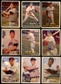 1957 Topps Baseball Starter Set (298 Cards) VG