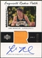 2003/04 Exquisite Collection #68 Luke Ridnour Rookie Patch Auto #124/225