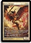 Magic the Gathering Promo Single Serra Avenger Foil (Extended Art)