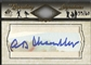 2008 Upper Deck SP Legendary Cuts #HC Happy Chandler Legendary Cut Signatures Auto #33/60