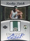 2004/05 Exquisite Collection #46 Delonte West Rookie Patch Auto #155/225
