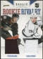 2011/12 Panini Rookie Anthology Rookie Rivalry Dual Jerseys #13 Peter Holland/Slava Voynov