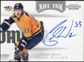2011/12 Panini Contenders NHL Ink #31 Colin Wilson SP Autograph