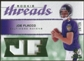 2008 Upper Deck SP Rookie Threads Rookie Threads Patch #RTJF Joe Flacco /25