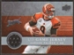 2008  Upper Deck Game Jerseys #UDGJCP Carson Palmer