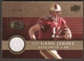 2008 Upper Deck Game Jerseys Gold #UDGJAS Alex Smith QB /200