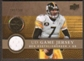 2008 Upper Deck Game Jerseys Gold #UDGJBR Ben Roethlisberger /200