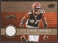 2008 Upper Deck Game Jerseys Gold #UDGJCJ Chad Johnson /200