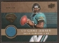 2008 Upper Deck Game Jerseys Gold #UDGJDG David Garrard /200