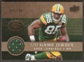 2008 Upper Deck Game Jerseys Gold #UDGJGJ Greg Jennings /200