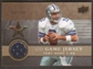 2008 Upper Deck Game Jerseys Gold #UDGJTR Tony Romo /200