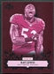 2012 Panini Black Friday Black Holofoil Make Ready Magenta #13 Ray Lewis /5