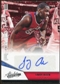 2012/13 Panini Absolute #154 Lavoy Allen Autograph 105/399