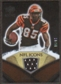 2008 Upper Deck Icons NFL Icons Jersey Gold #NFL12 Chad Johnson /50