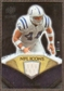 2008 Upper Deck Icons NFL Icons Jersey Gold #NFL17 Dallas Clark /50