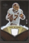 2008 Upper Deck Icons NFL Icons Jersey Gold #NFL25 Jason Campbell /50