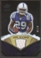 2008 Upper Deck Icons NFL Icons Jersey Gold #NFL28 Joseph Addai /50