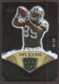 2008 Upper Deck Icons NFL Icons Jersey Gold #NFL43 Jerricho Cotchery /50