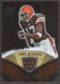 2008 Upper Deck Icons NFL Icons Jersey Gold #NFL50 Braylon Edwards /50