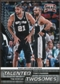 2012/13 Panini Threads Talented Twosomes #9 Tony Parker/Tim Duncan