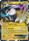 Pokemon Dark Explorers Single Raikou ex 38/108