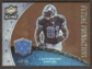 2008 Upper Deck Icons Future Foundations Jersey Gold #FF7 Calvin Johnson /75