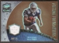 2008 Upper Deck Icons Future Foundations Jersey Gold #FF13 Felix Jones /75