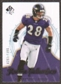 2008 Upper Deck SP Authentic #153 Tom Zbikowski /1399