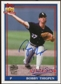 2012 Topps Archives Autographs #BT Bobby Thigpen