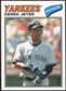 2012 Topps Archives Cloth Stickers #DJ Derek Jeter