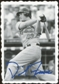 2012 Topps Archives Deckle Edge #5 David Freese