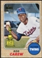 2012 Topps Archives Reprints #80 Rod Carew