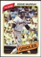 2012 Topps Archives Reprints #160 Eddie Murray