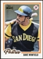 2012 Topps Archives Reprints #530 Dave Winfield