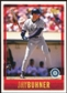2012 Topps Archives #226 Jay Buhner SP