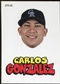 2012 Topps Archives Stickers #CG Carlos Gonzalez