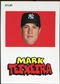 2012 Topps Archives Stickers #MT Mark Teixeira