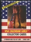 USA Calendar Girls Collector Cards Box (1993 Ice)
