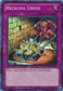 Yu-Gi-Oh Legendary Collection 3 Single Reckless Greed Super Rare