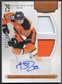 2011/12 Panini Rookie Anthology #156 Harry Zolnierczyk Rookie Jersey Auto #211/499