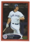 2012 Topps Chrome Orange Refractors #105 Adam Lind