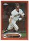 2012 Topps Chrome Orange Refractors #123 Brandon Belt