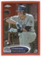 2012 Topps Chrome Orange Refractors #161 Jordan Pacheco