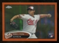 2012 Topps Chrome Orange Refractors #188 Wei-Yin Chen RC