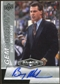2010/11 Upper Deck Black Diamond Gemography #GBM Barry Melrose Autograph