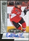 2010/11 Upper Deck Black Diamond Gemography #GEK Erik Karlsson Autograph