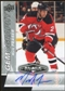 2010/11 Upper Deck Black Diamond Gemography #GFR Mark Fraser Autograph
