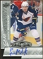 2010/11 Upper Deck Black Diamond Gemography #GSM Spencer Machacek Autograph